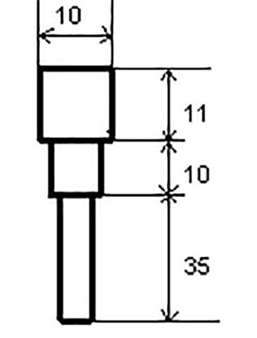 Сверло для DUO-N35 сверло техносталь t127331