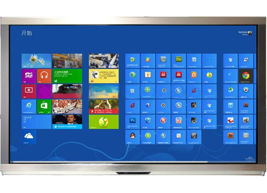 LED Interactive xPower UHD TV 70 + PC (TVI70H2) цена