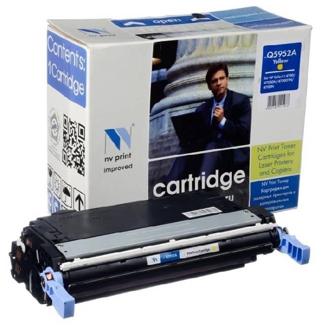 Фото - Картридж NV Print Q5952A картридж hp q5952a
