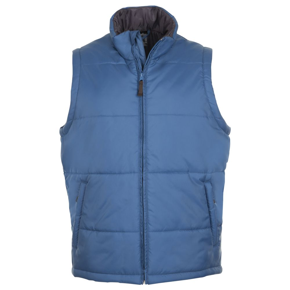 Жилет WARM, синий, размер 5XL