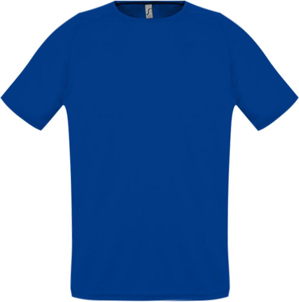 Футболка унисекс SPORTY 140 ярко-синяя, размер XXS футболка унисекс sporty 140 красная размер xxs