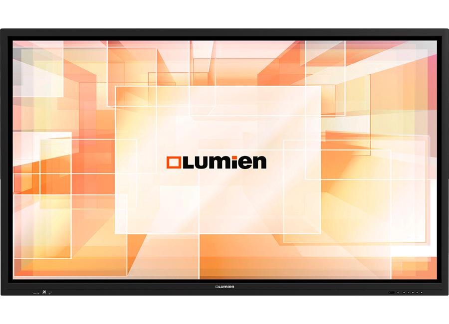 Фото - Lumien 65 LMP6502MLRU, UHD, Android 8.0 activpanel cobalt 65 uhd v 7 android 8 0 по activinspire pro