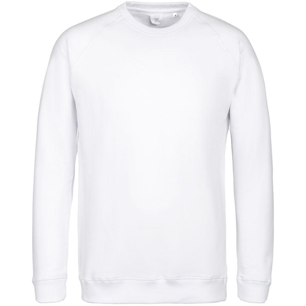 Свитшот Kulonga Raeglan мужской белый, размер S