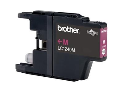 Фото - Картридж Brother LC-1240M оригинальный картридж повышенной ёмкости brother lc 3239xlc lc3239xlc