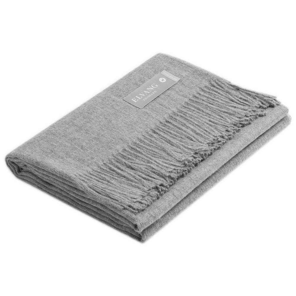 Картинка для Плед Luxury, серый