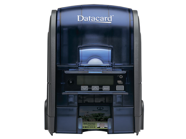DataCard SD160 с кодировщиком магнитной полосы ISO.