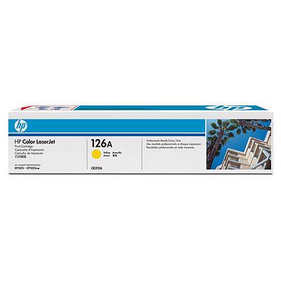 цена на Тонер-картридж HP CE312A