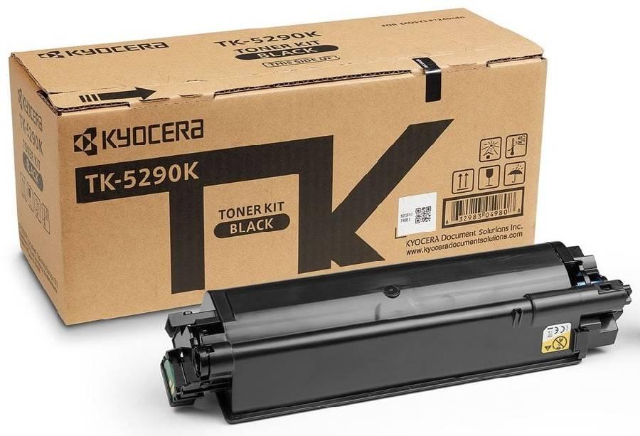 Фото - Тонер-картридж TK-5290K тонер картридж tk 590m