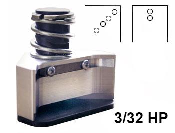 Фото - Насадка для обрезчика углов CM-40 3/32HP полочка решетка с крючком и держателем мочалок 26 cm fbs ryna ryn 031