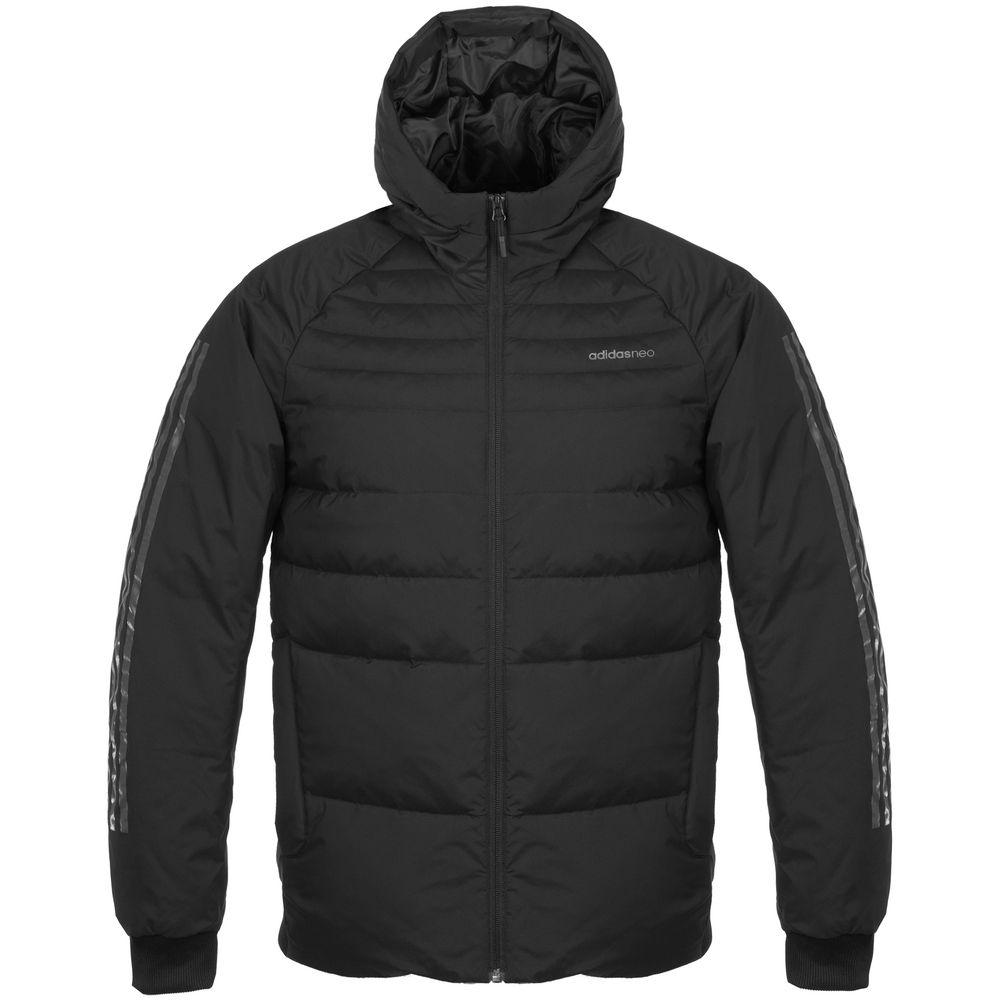 Куртка мужская Down, черная, размер 2XL