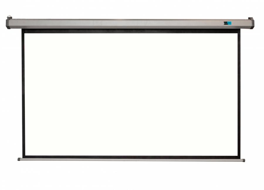 Cinema Motoscreen FG Pro 84 186x105 см (серый корпус)