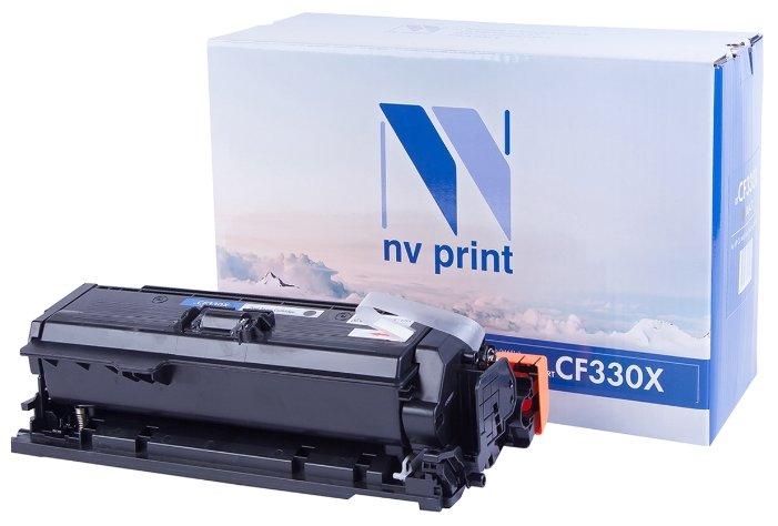 Фото - Картридж NV Print NV-CF330X пульт ду gwire 95001 eltex для iptv медиацентров eltex nv 100 nv 102 nv 300 nv 310 wac nv 501 wac черный