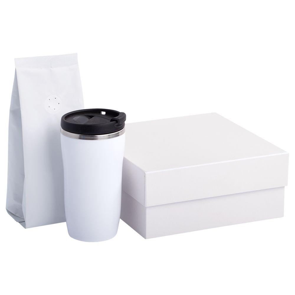 Набор Grain: термостакан и кофе, белый термостакан diva сup белый