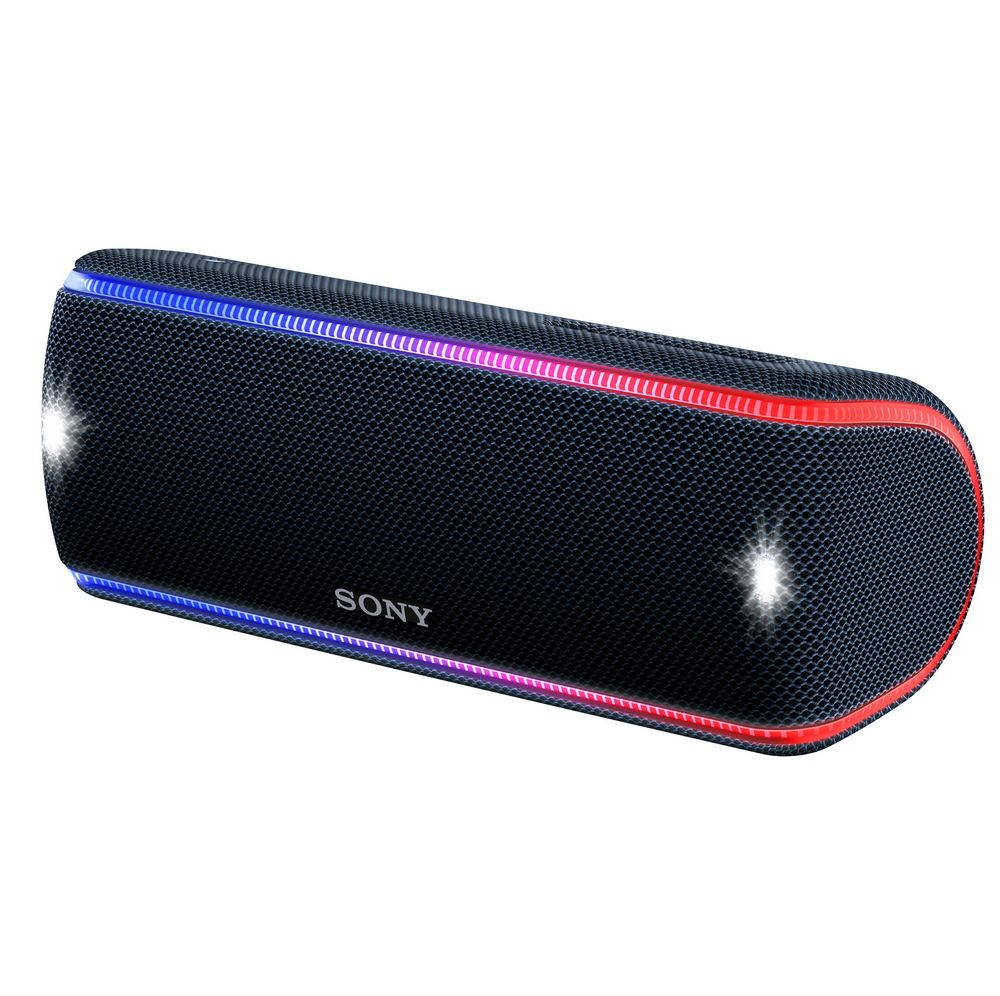 Фото - Беспроводная колонка Sony XB31B, черная vince черная майка из хлопкового микса