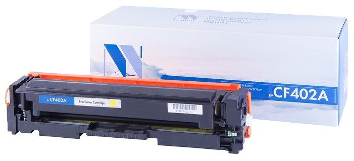 Фото - Картридж NV Print CF402A картридж nv print cf402a для hp