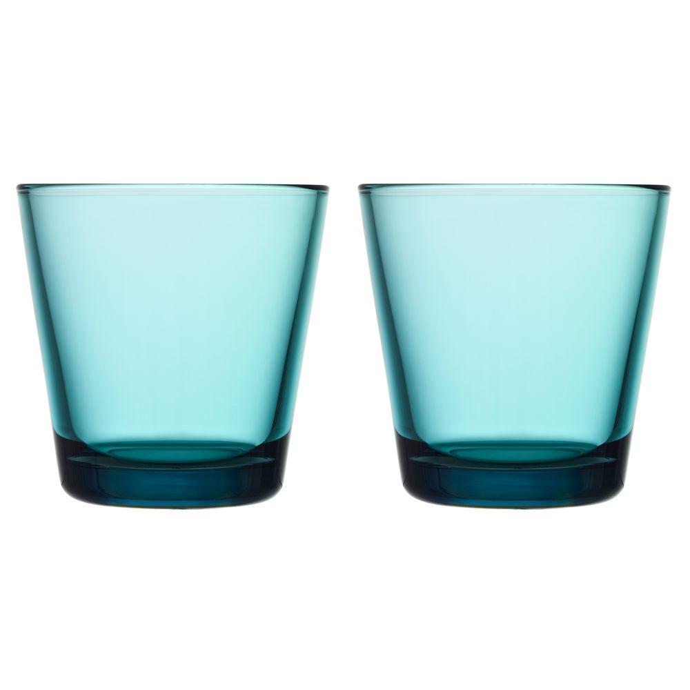 Фото - Набор малых стаканов Kartio, бирюзовый regalissimi набор из 2 х металлизированых бантов цветков малых