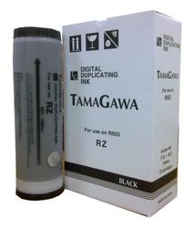 Краска черная TG-ZHD,1000мл, TAMAGAWA фото