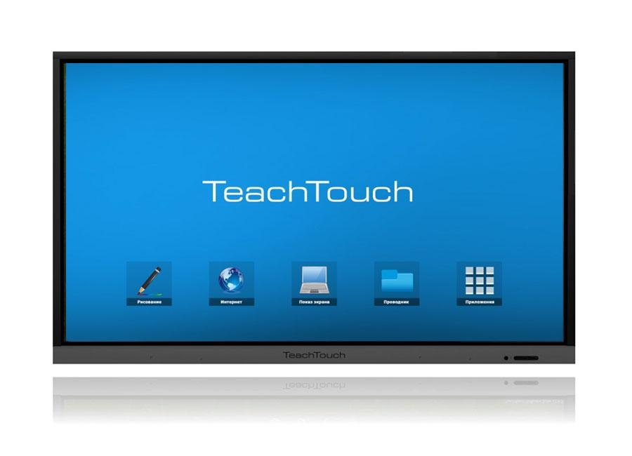 цена на Интерактивный комплекс TeachTouch 3.5 75, UHD, PC Core i5