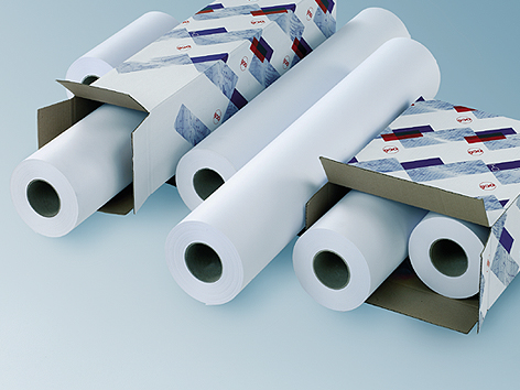 Фото - Oce Premium Paper IJM113 90 г/м2, 1.067x45 м, 50.8 мм (7678B011) калька oce transparent paper ecf 90 г м2 0 914x100 м 7714b002