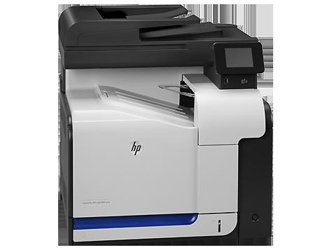 МФУ HP Color LaserJet Pro 500 M570dn (CZ271A) фото