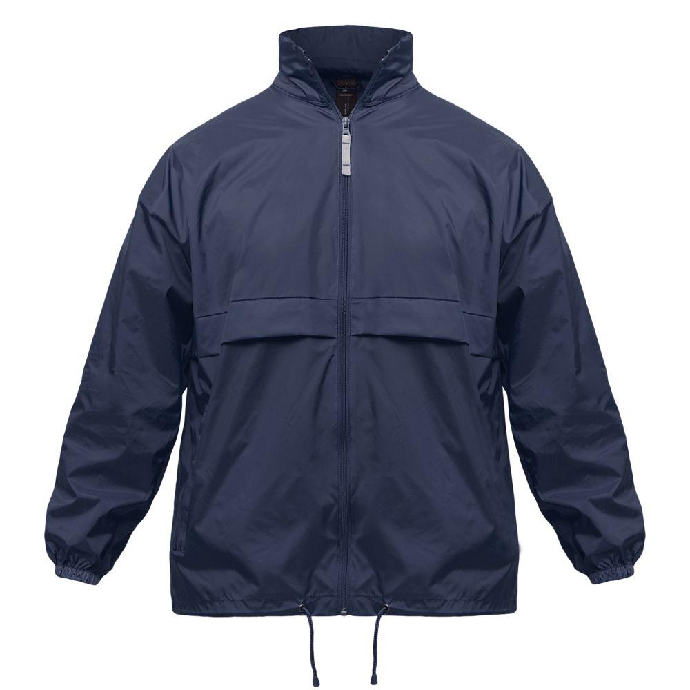 Фото - Ветровка Sirocco темно-синяя, размер M ветровка sirocco ярко синяя размер s
