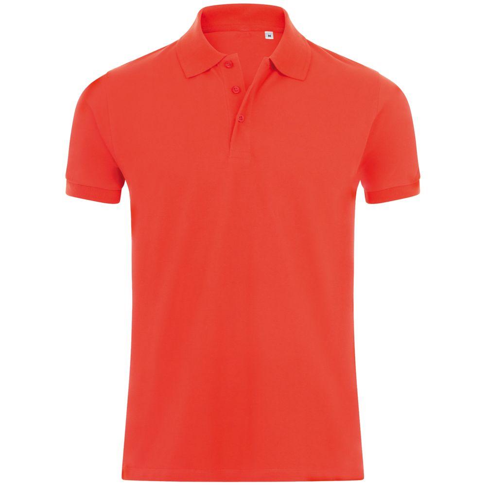 Рубашка поло мужская PHOENIX MEN красная, размер S
