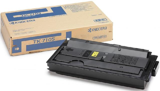 Фото - Тонер-картридж Kyocera TK-7105 тонер картридж katun для kyocera taskalfa 3010i 3011i tk 7105 20k с чипом