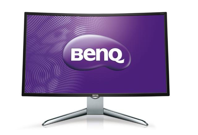 32 BenQ EX3200R Black монитор 22 benq gw2280 черный va 1920x1080 250 cd m^2 5 ms vga hdmi аудио 9h lh4lb qbe