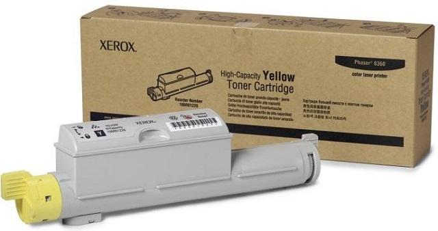 Фото - Тонер 106R01303 Yellow тонер картридж 728 3500b010 русифицированная упаковка