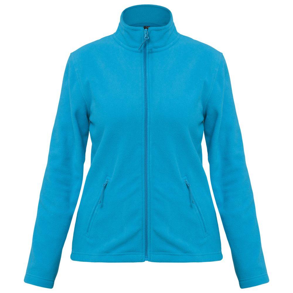 Куртка женская ID.501 бирюзовая, размер XL