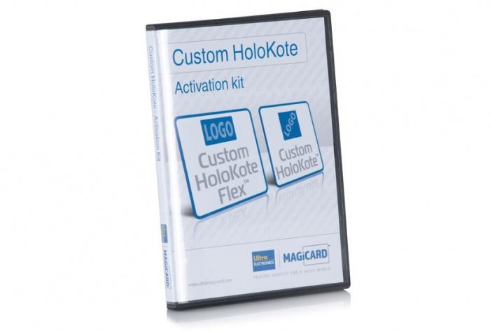 Фото - R0059 Повторный заказ уникального изображения Holokote лента для цветной печати на 200 отпечатков для принтеров magicard 300