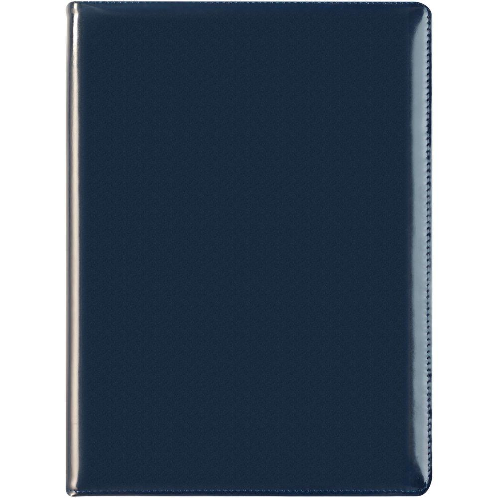 Папка Luxe, синяя папка luxe синяя