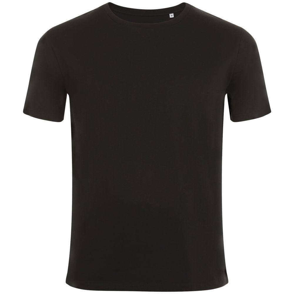 Футболка мужская MARVIN черная, размер S