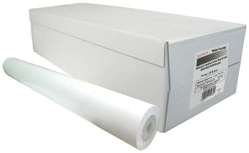 Xerox InkJet Monochrome 75 г/м2, 0.610x50 м, 50.8 мм (450L90008) printio холст 50×75 for the emperor