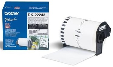 Клеящаяся лента DK22243 цена 2017