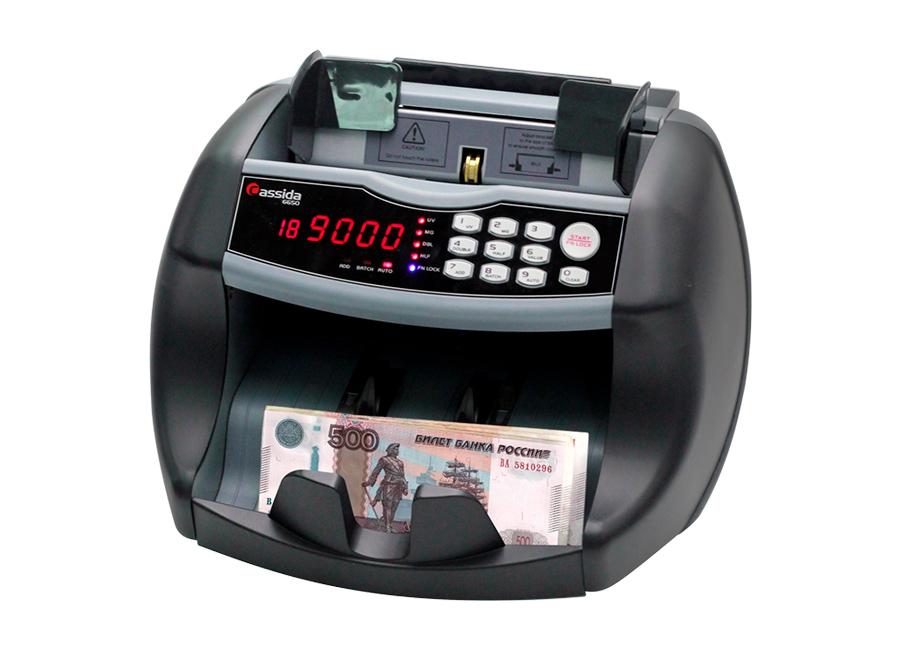 Cassida 6650 LCD UV сортировщик банкнот cassida grgbanking cm100v мультивалюта