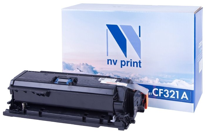 Фото - Картридж NV Print NV-CF321A картридж nv print q1338a