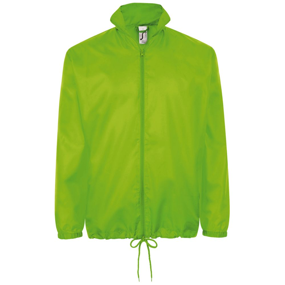 Ветровка унисекс SHIFT зеленое яблоко, размер M