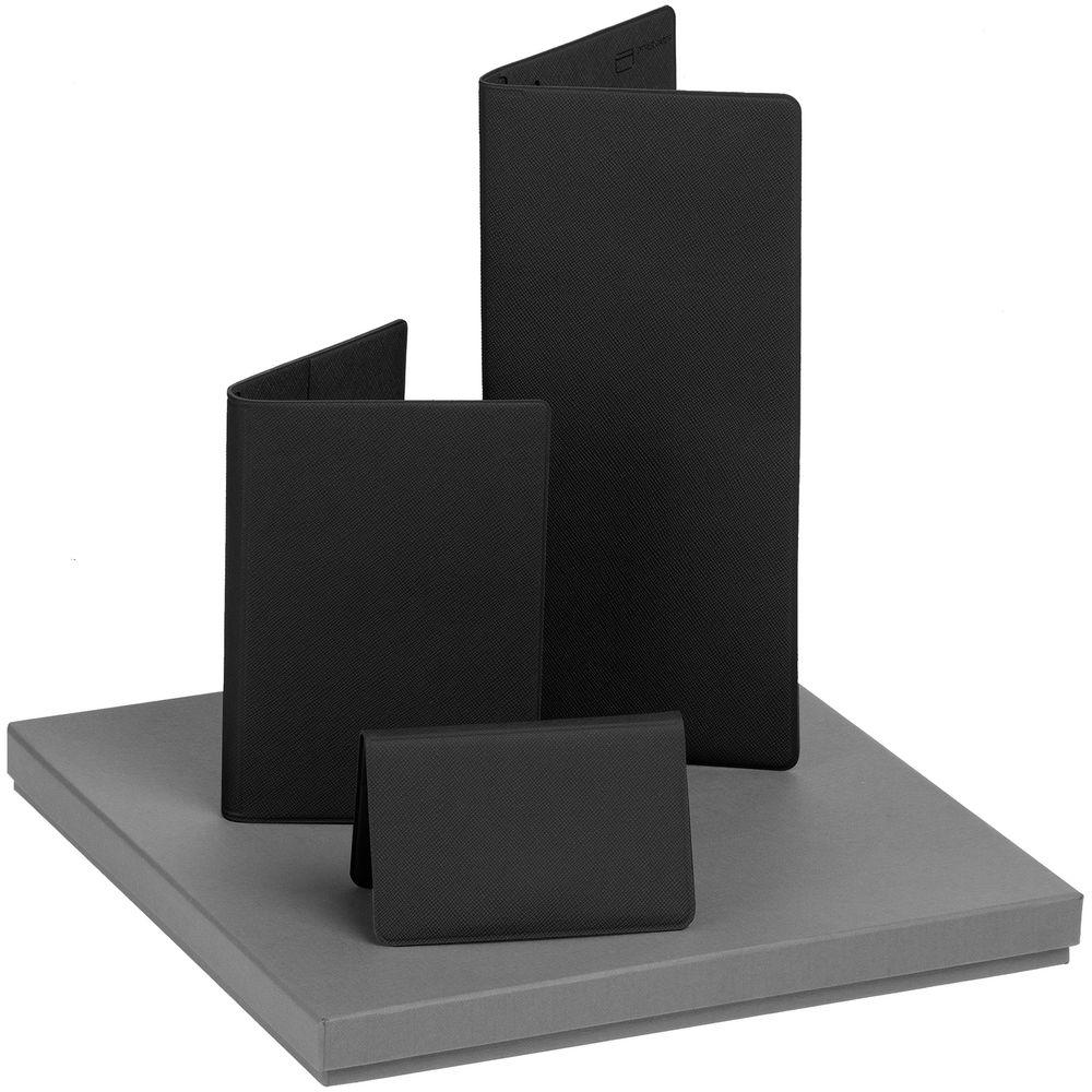 Набор Devon, черный набор linen черный