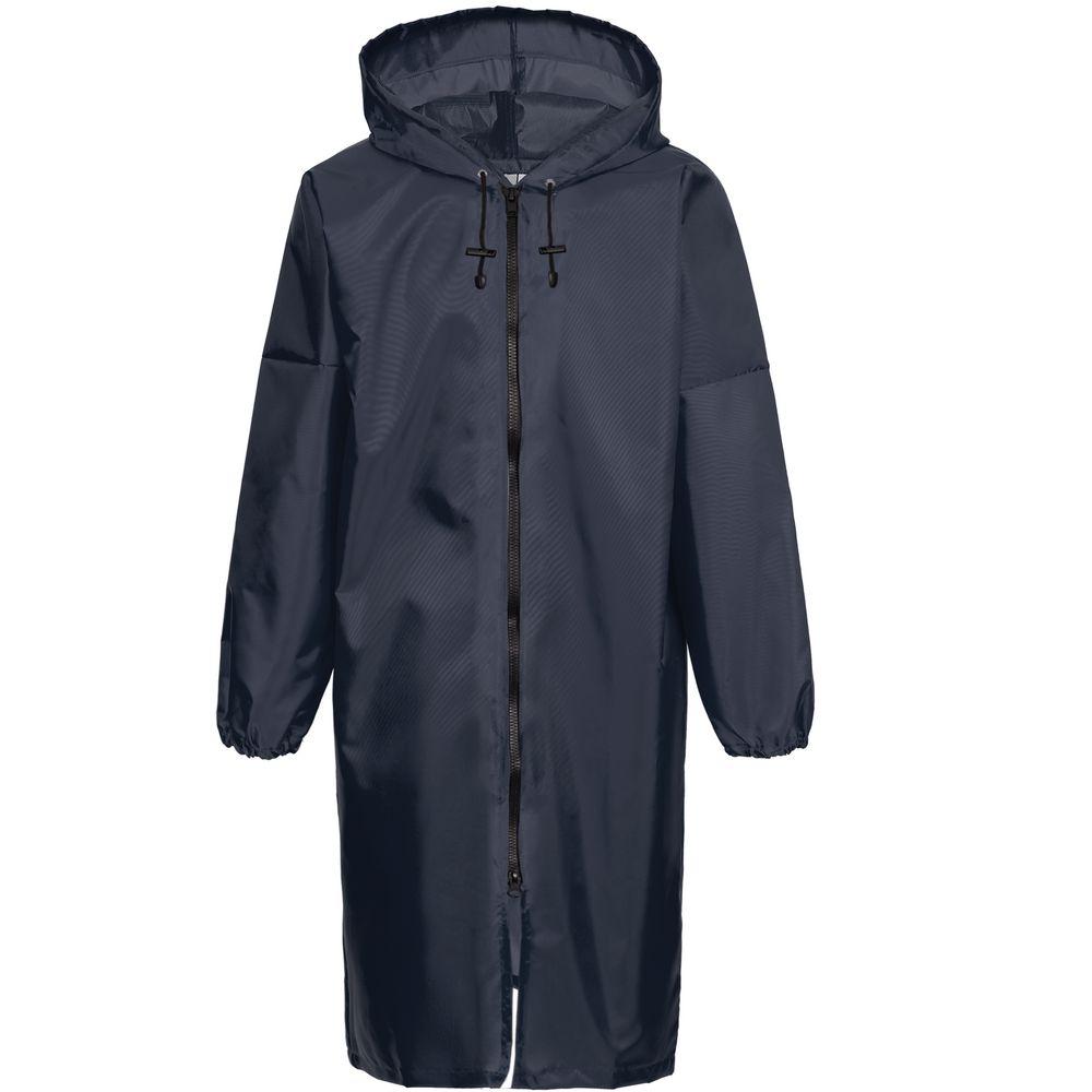 Дождевик Rainman Zip темно-синий, размер M gangxun синий m