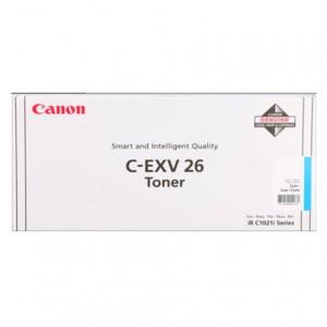 Тонер Canon C-EXV 26 Cyan (1659B006) canon тонер c exv 34 cyan 3783b002