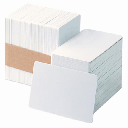 Фото - Пластиковые карты белого цвета Magicard 9006-793 серьги с сапфирами и бриллиантами из белого золота 63979