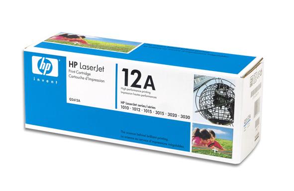 Фото - Тонер-картридж HP Q2612A тонер картридж hp 314a q7561a