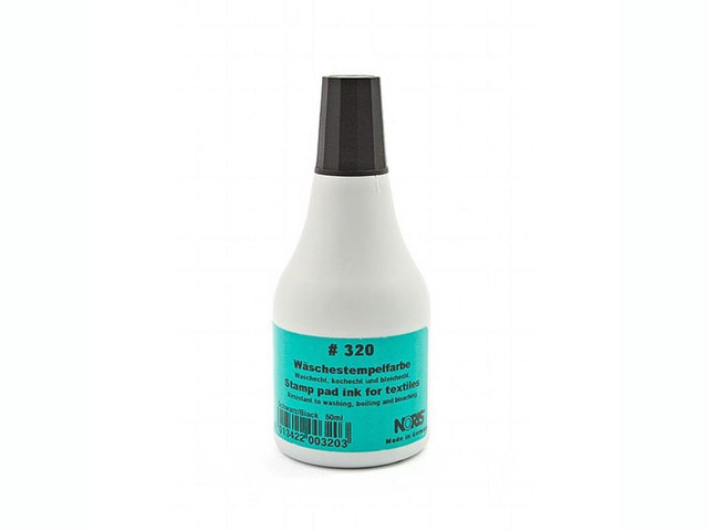 Фото - Краска штемпельная специальная Noris 320C черная (50 мл) крем naobay equilibria balaning cream объем 50 мл