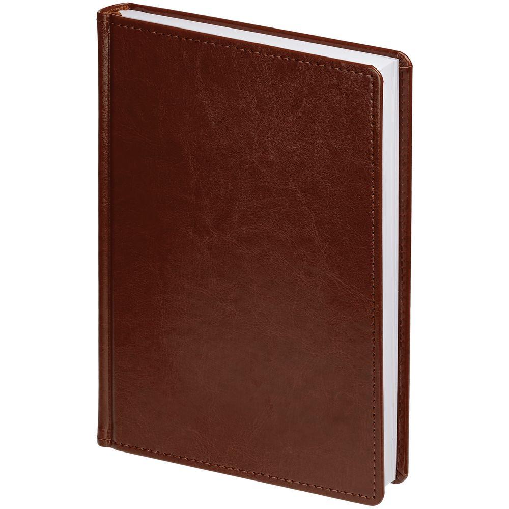 Ежедневник New Nebraska, датированный, коричневый