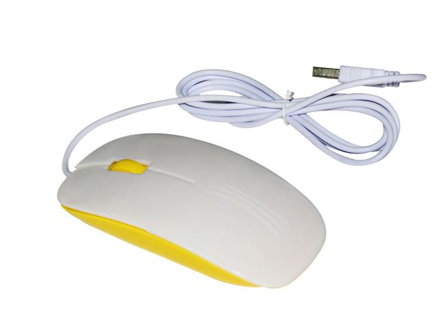Фото - Мышка компьютерная M3DYG для термотрансфера желтая funtastique rp800a желтая