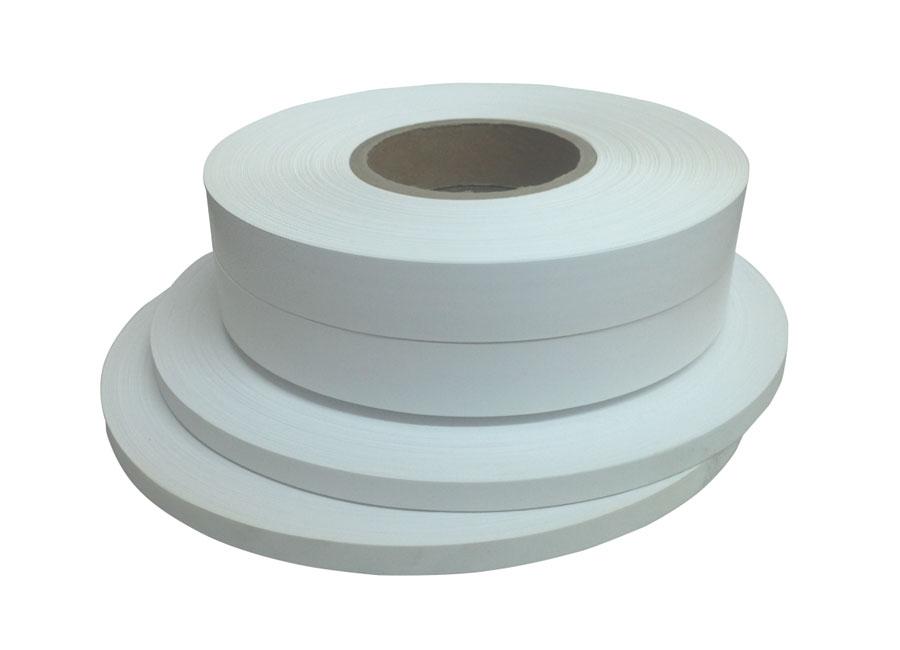 Текстильная лента Нейлон 40мм*200м (белый) фото