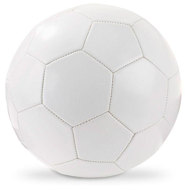 Мяч футбольный Hat-trick, белый мяч футбольный meik 10017122