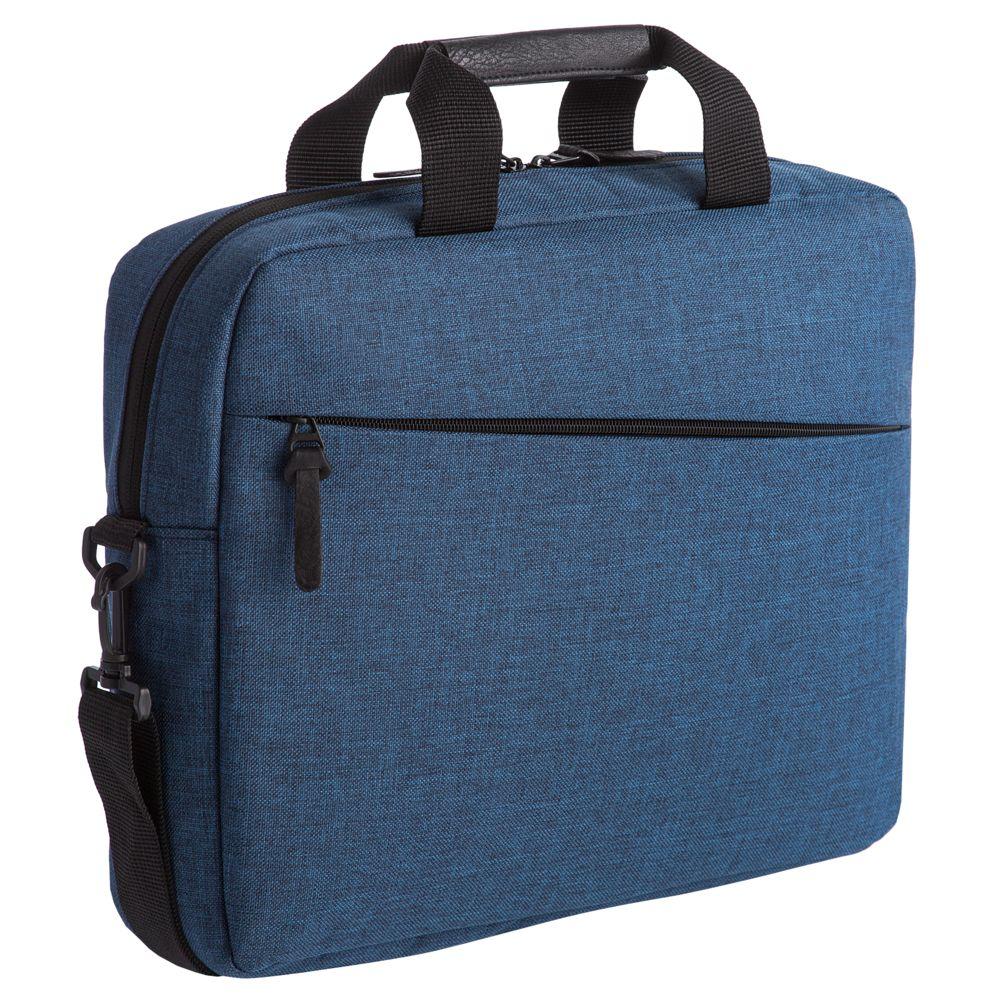 Конференц-сумка Burst, синяя сумка для ноутбука burst locus синяя