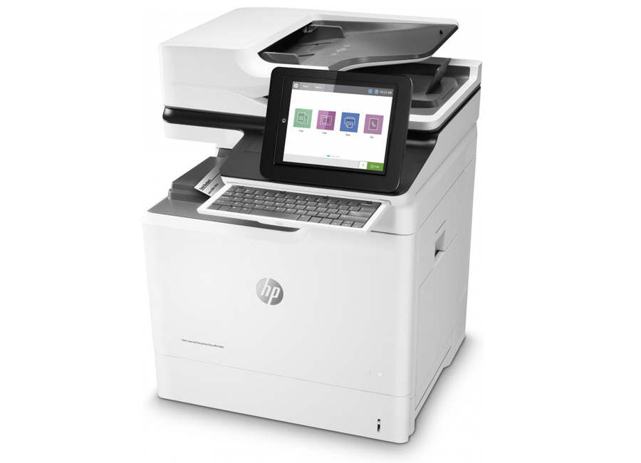 HP Color LaserJet Enterprise M681dh (J8A10A)